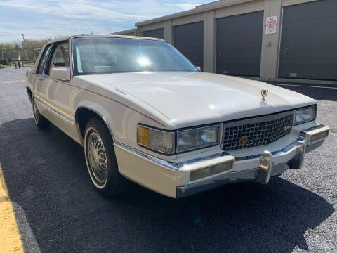 1990 Cadillac DeVille for sale at New Plainfield Auto Sales in Plainfield NJ