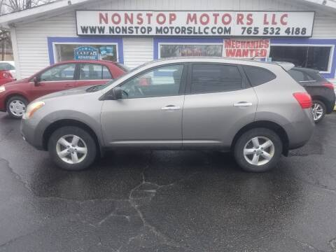 2010 Nissan Rogue for sale at Nonstop Motors in Indianapolis IN