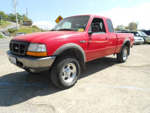 1998 Ford Ranger for sale at Mountain Auto in Jackson CA