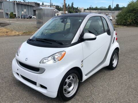 2013 Smart fortwo for sale at South Tacoma Motors Inc in Tacoma WA