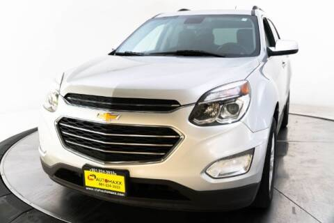 2017 Chevrolet Equinox for sale at AUTOMAXX MAIN in Orem UT