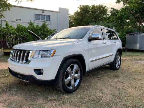 2011 Jeep Grand Cherokee for sale at Florida Automobile Outlet in Miami FL
