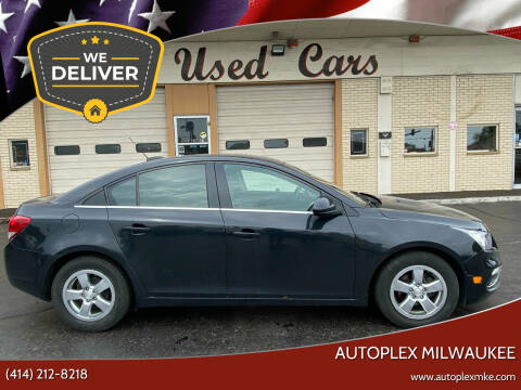 2016 Chevrolet Cruze Limited for sale at Autoplex Milwaukee in Milwaukee WI