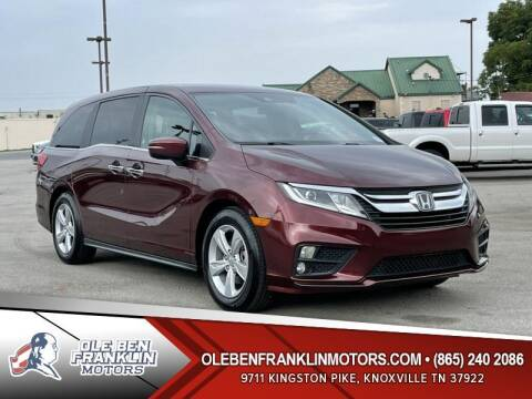 2019 Honda Odyssey for sale at Ole Ben Franklin Motors Clinton Highway in Knoxville TN