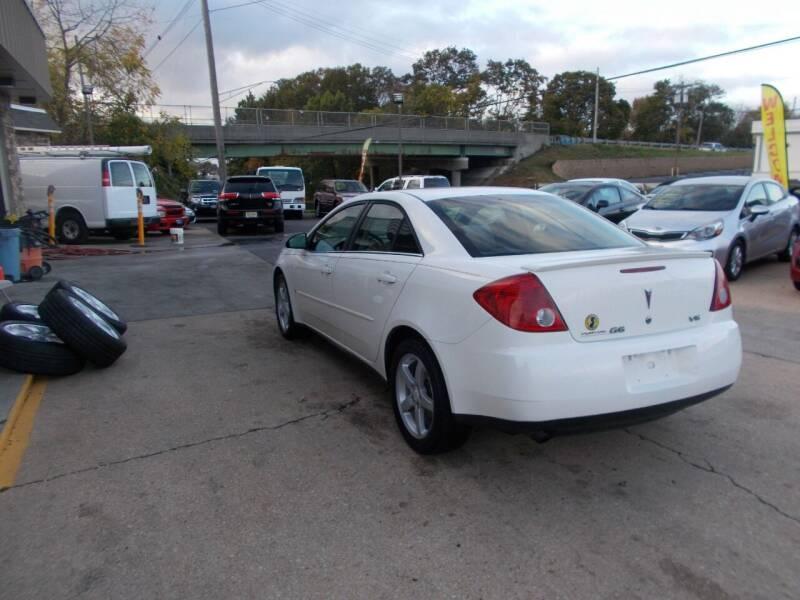 2007 Pontiac G6 4dr Sedan - Keyport NJ