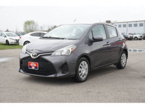 2015 Toyota Yaris for sale at FREDYS CARS FOR LESS in Houston TX