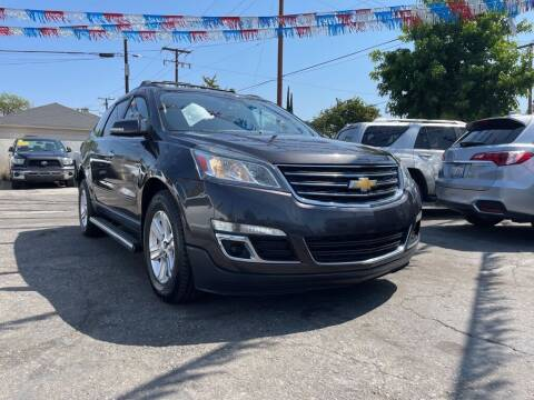 2013 Chevrolet Traverse for sale at Tristar Motors in Bell CA