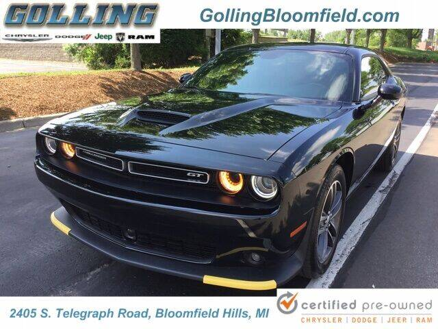 2019 Dodge Challenger for sale in Waterford, MI