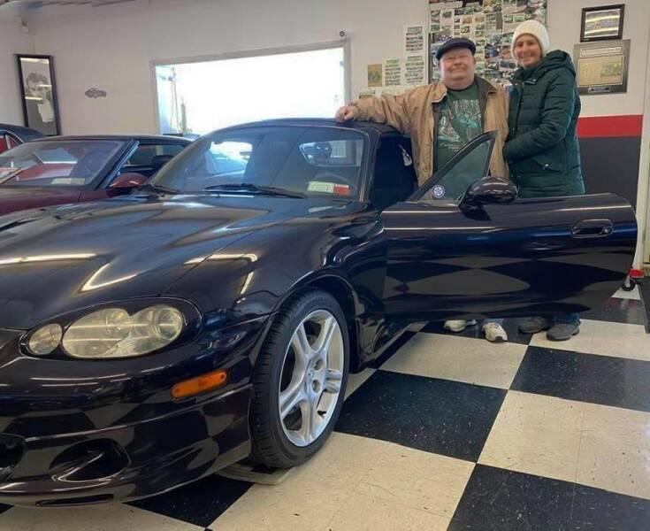 2004 Mazda MX-5 Miata for sale at AB Classics in Malone NY