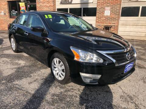 2013 Nissan Altima for sale at Bowie Motor Co in Bowie MD