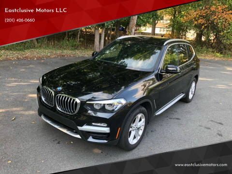 2019 BMW X3 for sale at Eastclusive Motors LLC in Hasbrouck Heights NJ