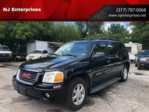 2004 GMC Envoy XL for sale at NJ Enterprises in Indianapolis IN