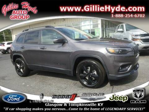 2021 Jeep Cherokee for sale at Gillie Hyde Auto Group in Glasgow KY