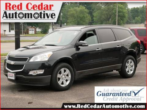 2011 Chevrolet Traverse for sale at Red Cedar Automotive in Menomonie WI