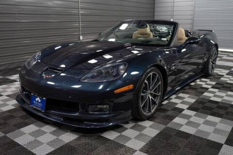 2013 Chevrolet Corvette for sale at TRUST AUTO in Sykesville MD