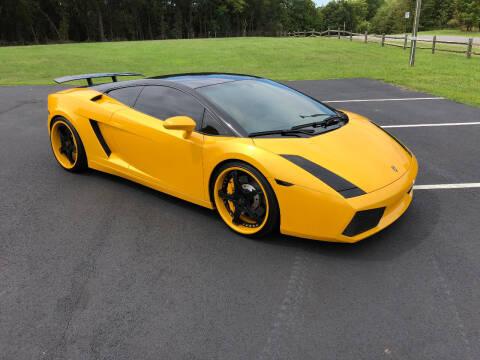 2006 Lamborghini Gallardo for sale at Superior Wholesalers Inc. in Fredericksburg VA