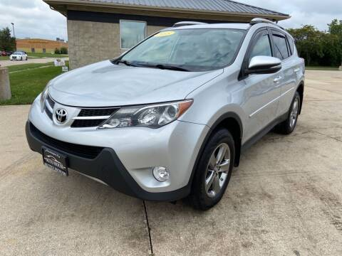 2015 Toyota RAV4 for sale at Auto House of Bloomington in Bloomington IL