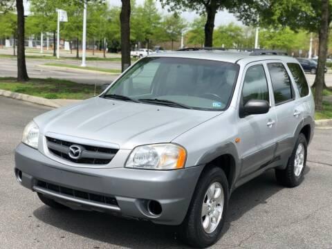 2002 Mazda Tribute for sale at Supreme Auto Sales in Chesapeake VA