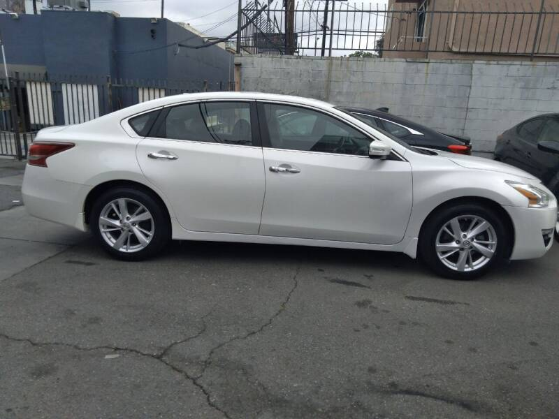 2013 Nissan Altima for sale at Western Motors Inc in Los Angeles CA