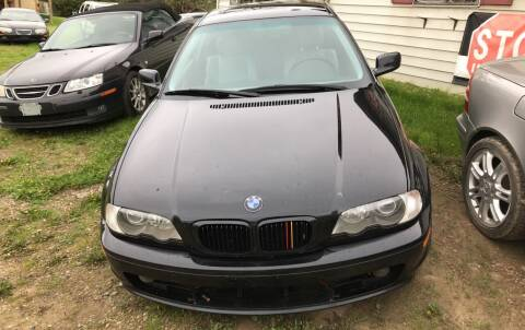 2002 BMW 3 Series for sale at Richard C Peck Auto Sales in Wellsville NY