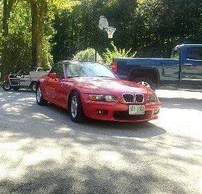1999 BMW Z3 for sale at Classic Car Deals in Cadillac MI