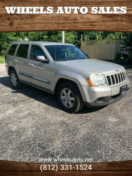 2008 Jeep Grand Cherokee for sale at Wheels Auto Sales in Bloomington IN