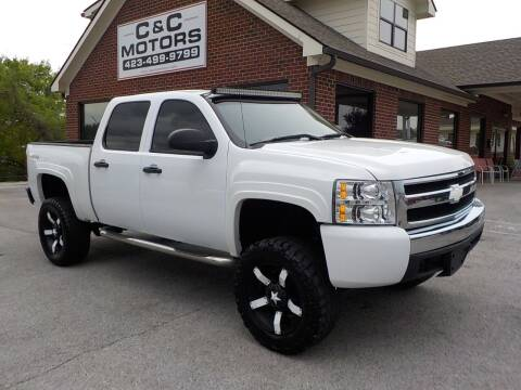 2007 Chevrolet Silverado 1500 for sale at C & C MOTORS in Chattanooga TN