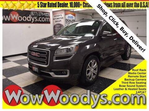 2014 GMC Acadia for sale at WOODY'S AUTOMOTIVE GROUP in Chillicothe MO
