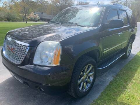 2011 GMC Yukon for sale at Trocci's Auto Sales in West Pittsburg PA