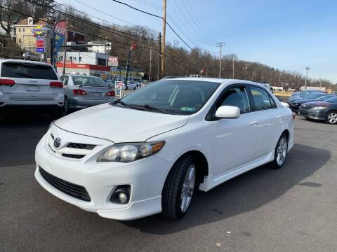 2013 Toyota Corolla for sale at Ultra 1 Motors in Pittsburgh PA