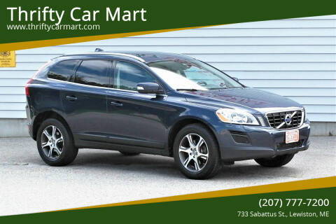 2012 Volvo XC60 for sale at Thrifty Car Mart in Lewiston ME
