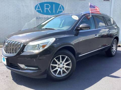 2014 Buick Enclave for sale at ARIA AUTO SALES in Raleigh NC