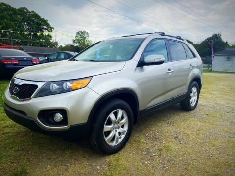 2013 Kia Sorento for sale at Cutiva Cars in Gastonia NC