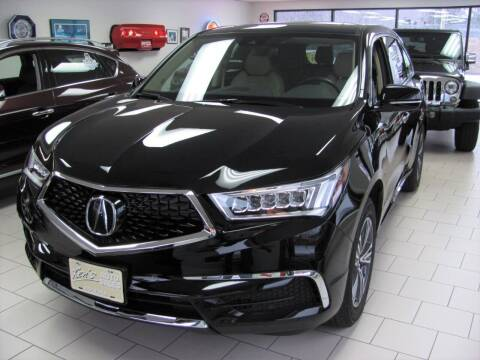 2017 Acura MDX for sale at Kens Auto Sales in Holyoke MA