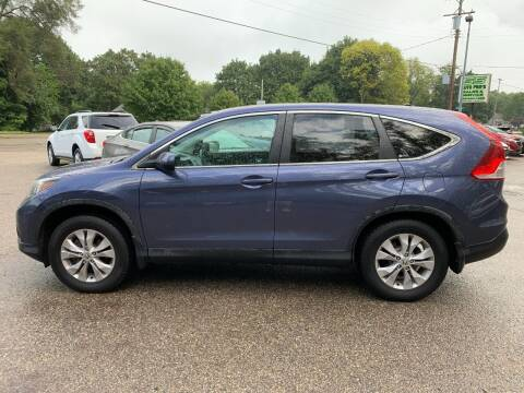 2012 Honda CR-V for sale at SS AUTO PRO'S in Otsego MI