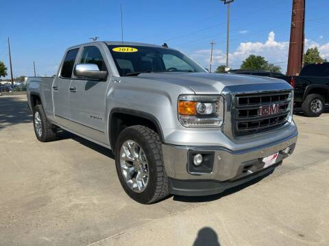 2014 GMC Sierra 1500 for sale at AP Auto Brokers in Longmont CO