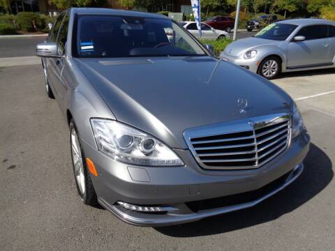 2012 Mercedes-Benz S-Class for sale at NorCal Auto Mart in Vacaville CA