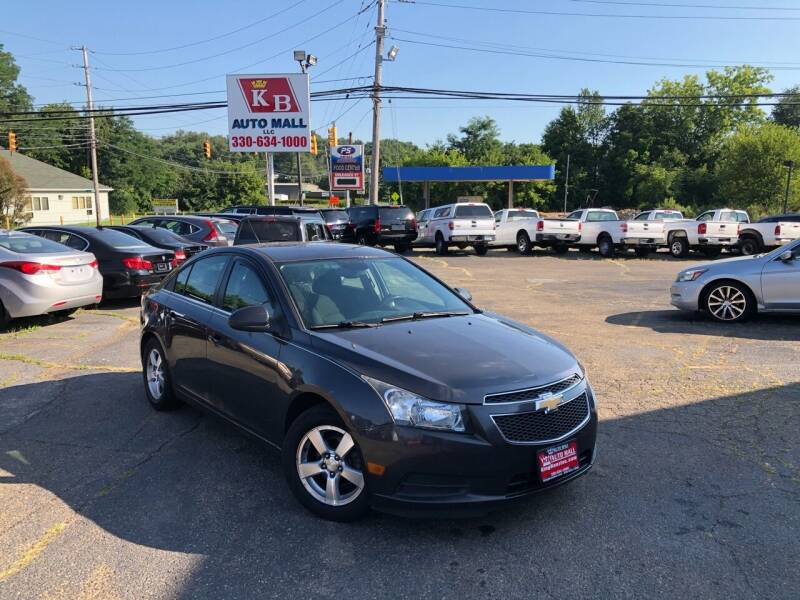 2014 Chevrolet Cruze for sale at KB Auto Mall LLC in Akron OH