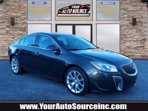 2012 Buick Regal for sale at Your Auto Source in York PA