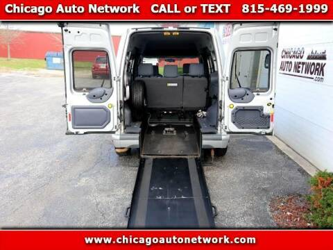 2012 Ford Transit Connect for sale at Chicago Auto Network in Mokena IL