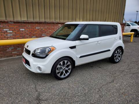 2013 Kia Soul for sale at Harding Motor Company in Kennewick WA