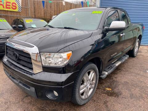 2008 Toyota Tundra for sale at Polonia Auto Sales and Service in Hyde Park MA