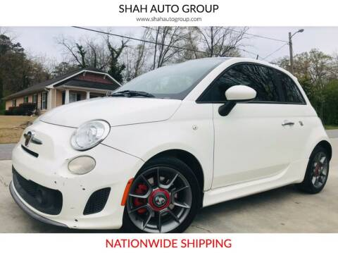 2013 FIAT 500 for sale at E-Z Auto Finance - E-Biz Auto in Marietta GA