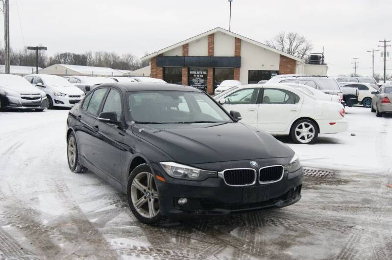 2015 BMW 3 Series for sale at Royal Auto Inc. in Columbus OH
