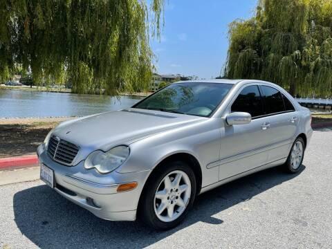 2003 Mercedes-Benz C-Class for sale at Dodi Auto Sales in Monterey CA