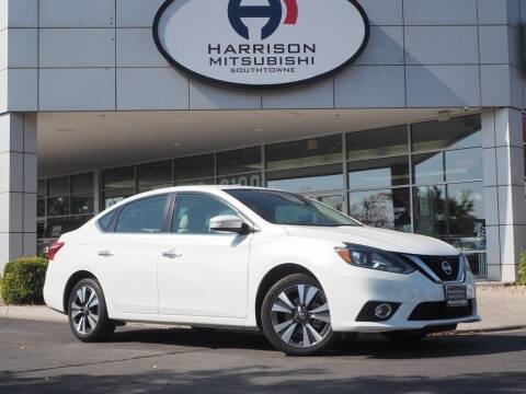 2017 Nissan Sentra for sale at Harrison Imports in Sandy UT