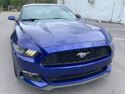 2015 Ford Mustang for sale at Consumer Auto Credit in Tampa FL