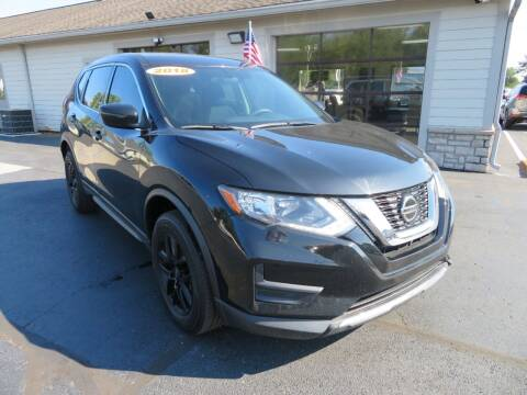 2018 Nissan Rogue for sale at Tri-County Pre-Owned Superstore in Reynoldsburg OH