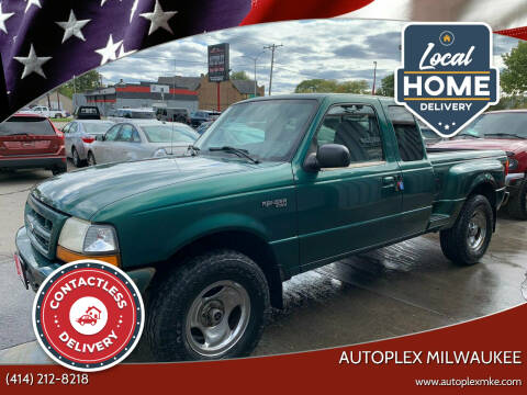 1999 Ford Ranger for sale at Autoplex Milwaukee in Milwaukee WI