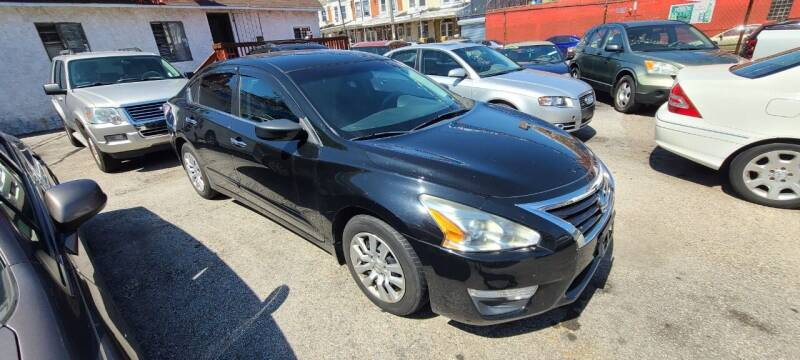 2010 Nissan Altima for sale at Rockland Auto Sales in Philadelphia PA